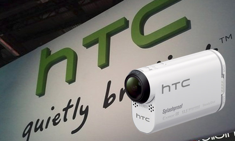 htc action cam