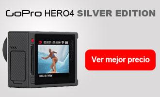 Comprar GoPro Hero4 Silver Edition