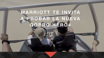 gopro hoteles marriot