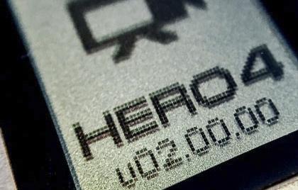 nuevo firmware hero4